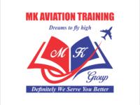 New Logo MK Aviation Tra